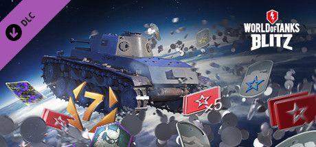 World of Tanks Blitz - Space Pack za darmo na steam do 18 kwietnia