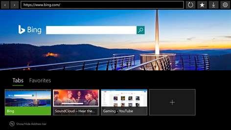 Internet Browser Prо na Xbox One za darmo