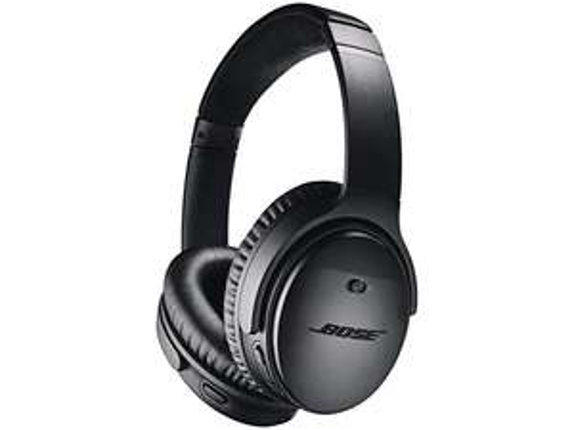 Słuchawki ANC Bose QuietComfort 35 II | czarne i różowe