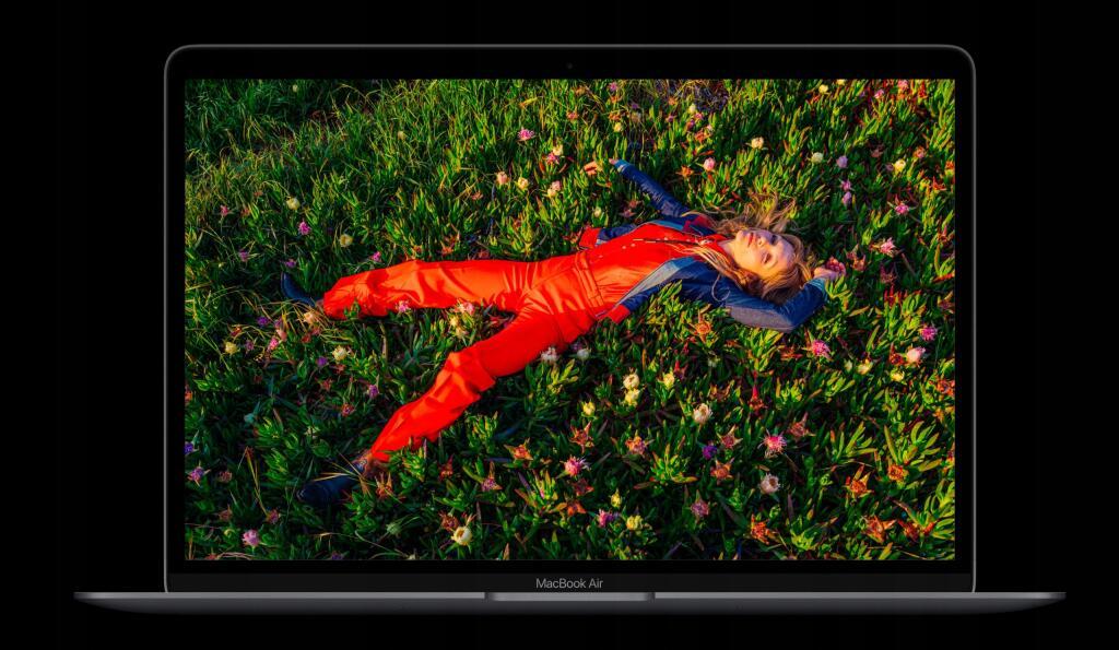 "Laptop Apple MacBook Air 13,3 "" Apple M1 8 GB / 256 GB szary - wysyłka od 31 sierpnia"