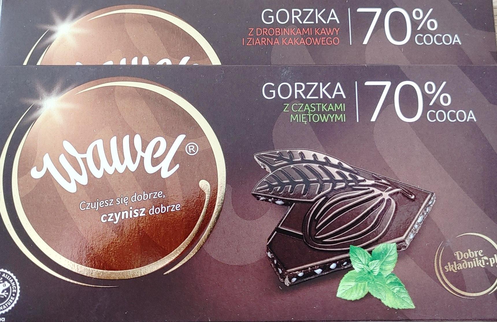 Czekolada Wawel Premium Gorzka 100g @Lidl