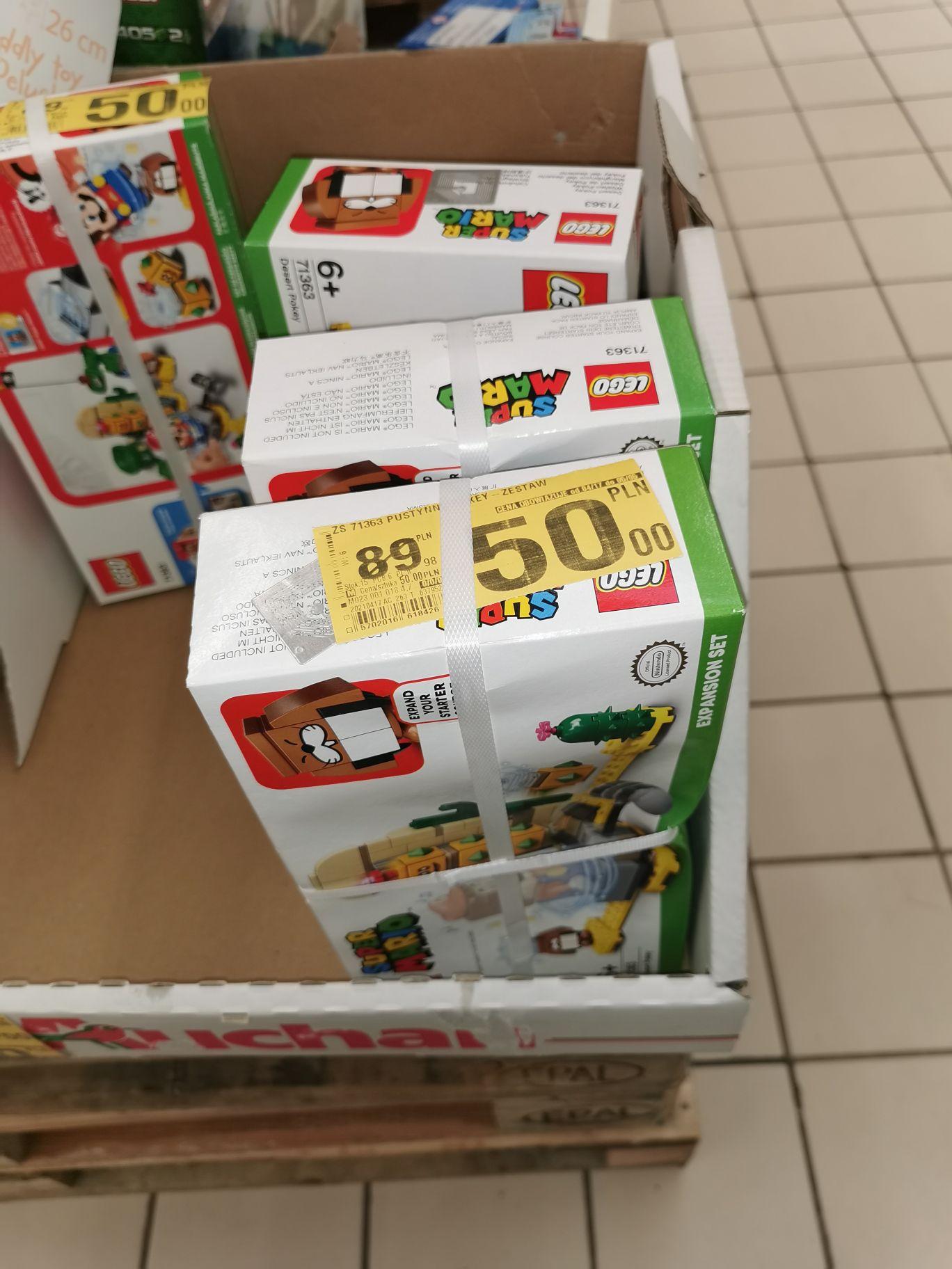 LEGO SUPER MARIO Pustynny Pokey 71363 @ Auchan Sosnowiec