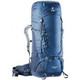 Plecak DEUTER AIRCONTACT 75+10 (niebieski)