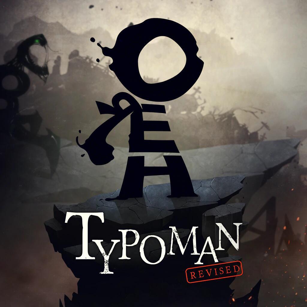 Typoman @ Steam