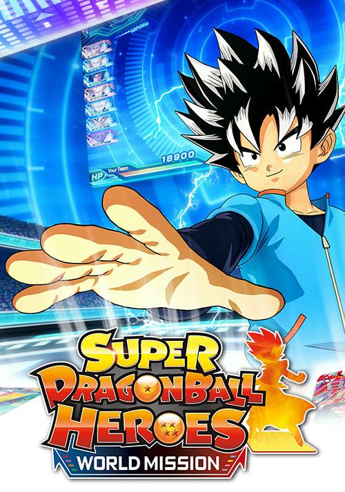 Super Dragon Ball Heroes World Mission (£5.40)