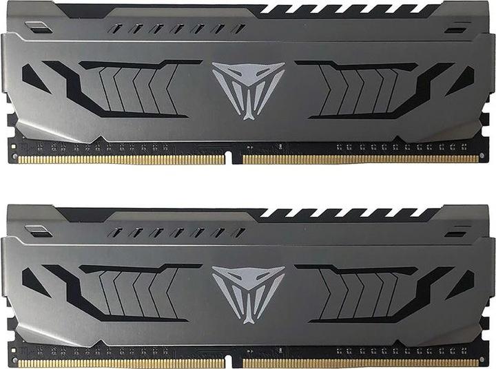 Pamięć RAM PATRIOT Viper Steel 16GB 4400MHz, CL19 (PVS416G440C9K)