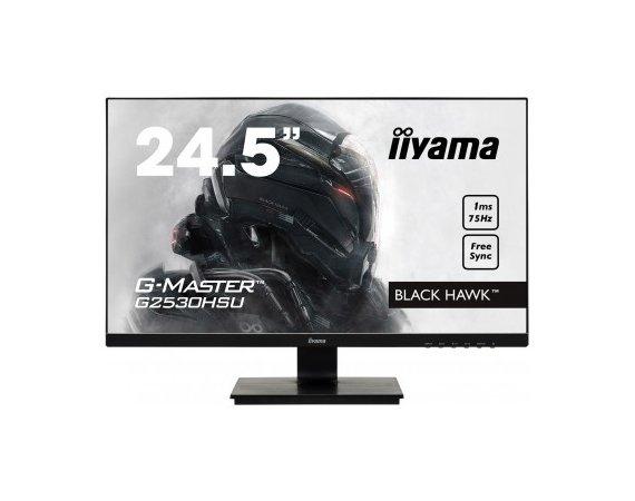 Monitor Iiyama 24,5''G2530HSU-B1 - 75Hz, FHD TN.