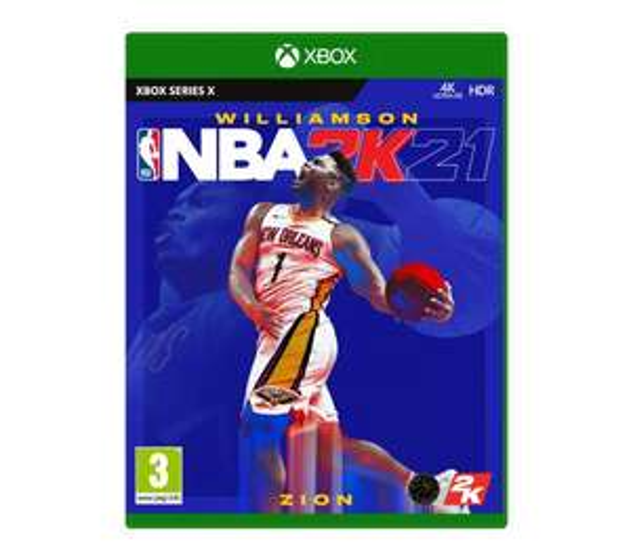[ Xbox Series S X ] NBA 2K21 @Euro