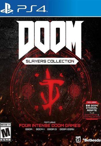 Doom Slayers Collection - PS4 - key