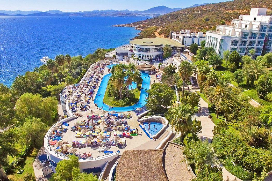 Majówka w Turcji: Tydzień w 5* hotelu z ultra all inclusive od 1327 PLN @ wakacje.pl
