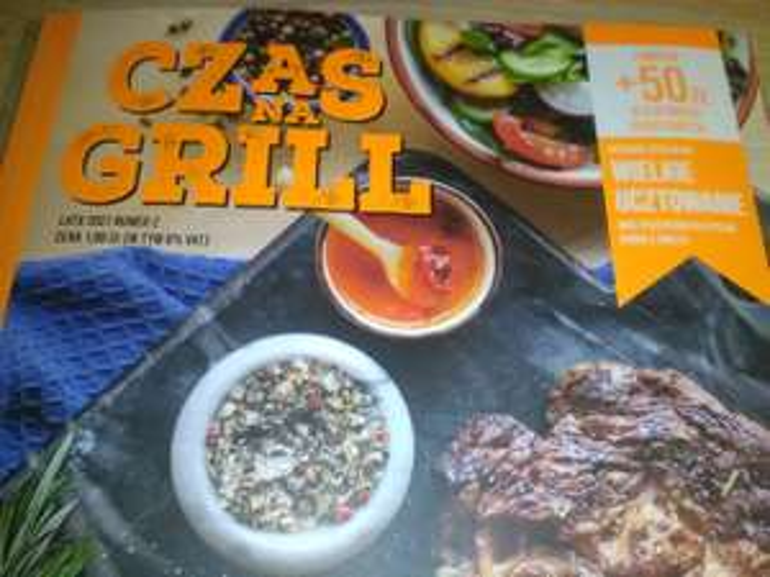 Kupony z magazynu Czas na grill - biedronka