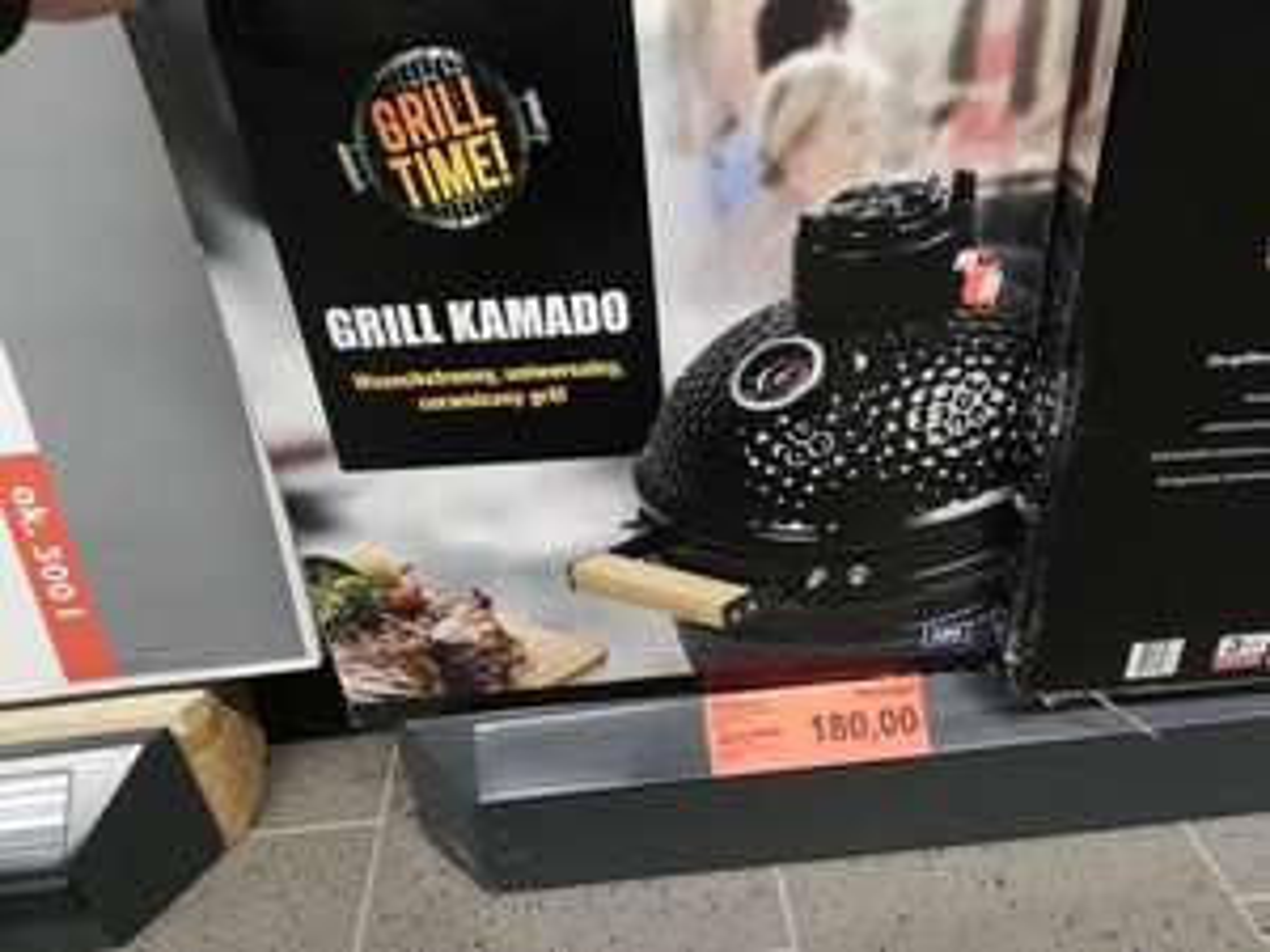 Grill ceramiczny Kamado ALDI Rzeszów
