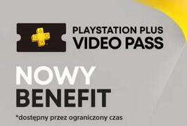 Playstation Plus Video Pass - nowa usługa (już dostępna!) w ramach Playstation Plus - filmy w ramach abonamentu PS4 PS5