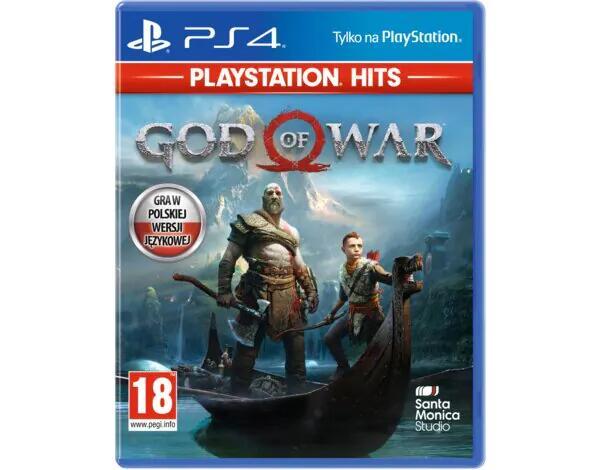 Gry z serii PS Hits (God of War, TLOU, Uncharted i inne) i Playlink (To jesteś Ty, Wiedza to Potęga i inne) 37/39 zł - różne sklepy PS4 PS5