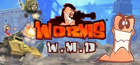 Worms W.M.D na PC (Steam) na kinguin