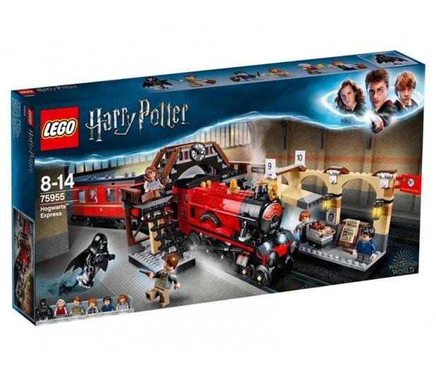 Lego Ekspress do Hogwartu 75955