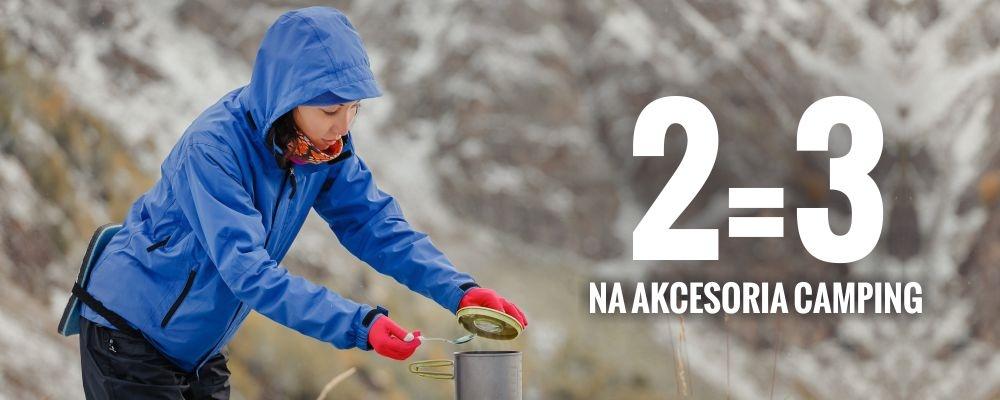 Camping: 3 w cenie 2 @ Skalnik