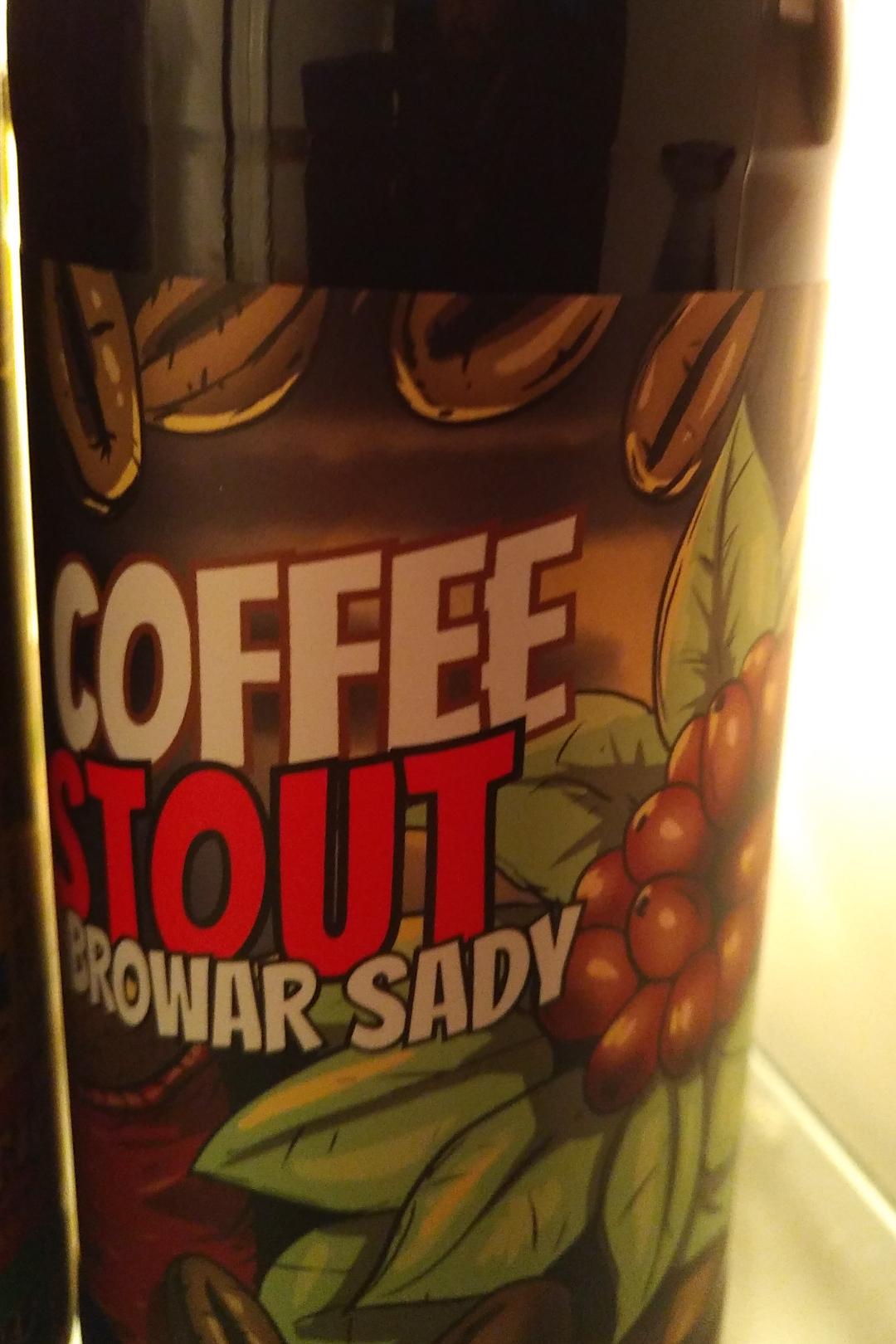 Piwo rzemieślnicze Coffee Stout