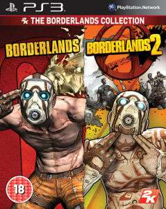 Borderlands 1 oraz 2 (PS3,X360) za 53zł @ZAVVI