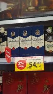 Ballantines 0,7 Tesco