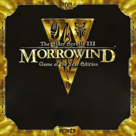 The Elder Scrolls III Morrowind GOTY Steam CD Key