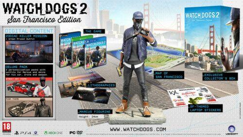 Watch Dogs 2 edycja San Francisco PC w 3kropki.pl