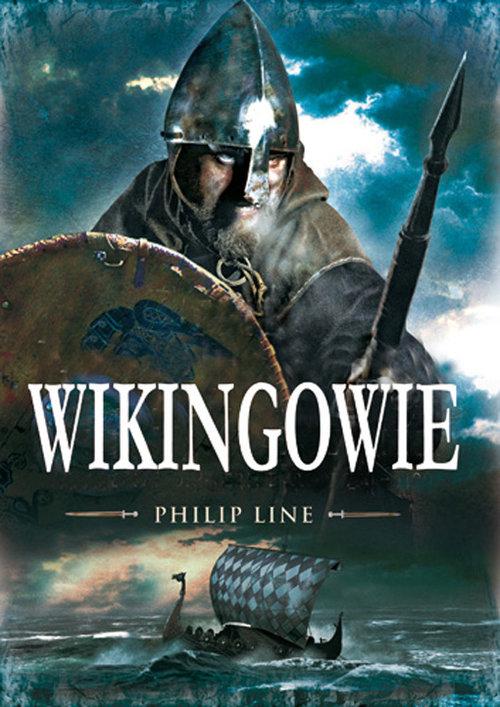 Philip Line - Wikingowie [księgarnia Dadada]