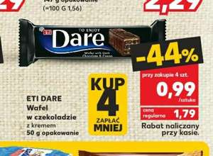Wafel Dare @ Kaufland