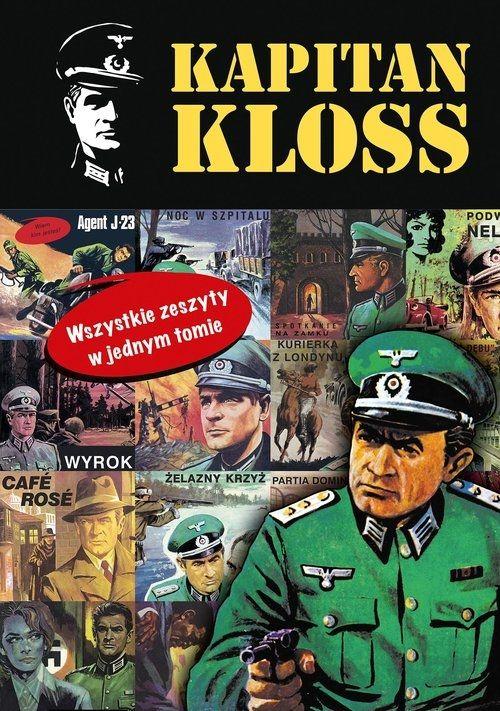 Kapitan Kloss wszystkie zeszyty w jednym tomie (czytam.pl, allegro.pl)