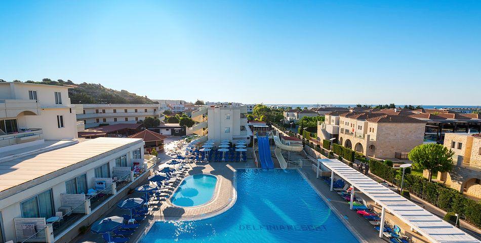 Tydzień na Rodos w 4* hotelu z all inclusive (test po powrocie gratis) @ wakacje.pl