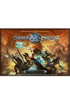 gra planszowa Sword & Sorcery Nieśmiertelne dusze i inne w Taniaksiążka (BGG 8,0)