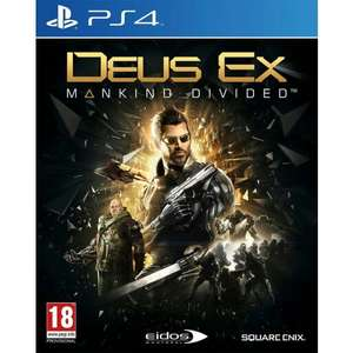Deus Ex: Mankind Divided – Day One Edition na konsole za 60 złotych z wysyłką do Polski