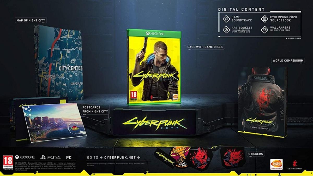 Gra Cyberpunk 2077 na XBOX ONE, X w sklepie Ultima