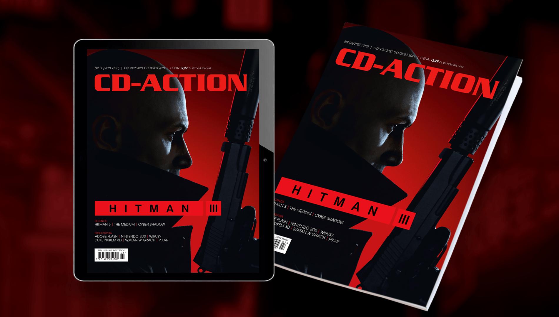CD-ACTION za darmo 03/2021