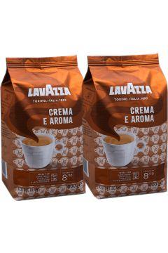 Lavazza Crema e Aroma 8/10 Kawa ziarnista 4 kg 29,49zł za 1kg przy zakupie 4kg
