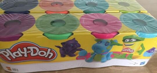 Ciastolina Play-Doh w biedronie