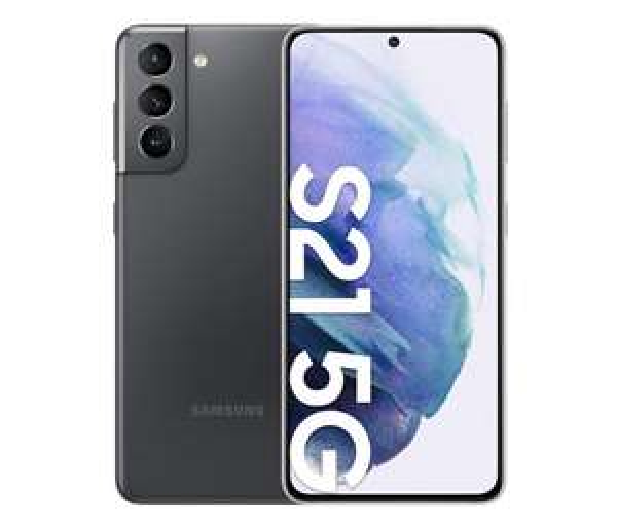 Smartfon Samsung Galaxy S21 G991B 8/128 Dual SIM Grey 5G + 150 zł na następne zakupy