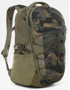 Plecak The North Face Borealis 28l (dwa kolory: BURNT OLIVE GREEN WOODS CAMO lub BLUE WING TEAL)