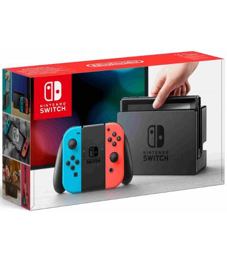 Nintendo Switch w najniższej cenie w Polsce (obie wersje kolorystyczne) @ 4Console