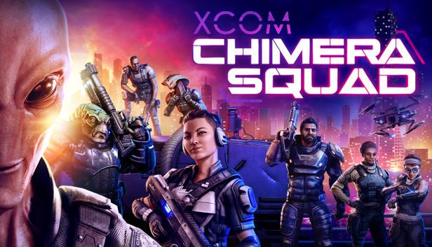 XCOM: Chimera Squad PC PL Steam
