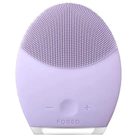 FOREO LUNA 2 - szczoteczka do twarzy z funkcją anti-aging dla skóry wrażliwej