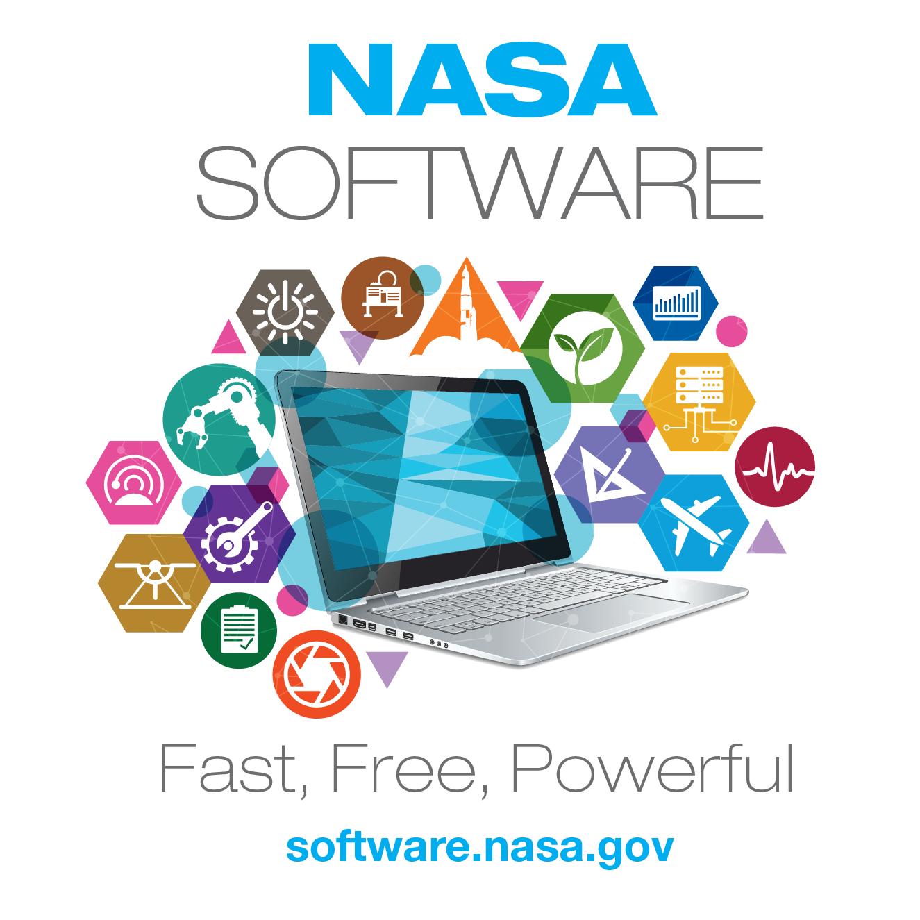 Bogaty zestaw oprogramowania NASA za darmo @online