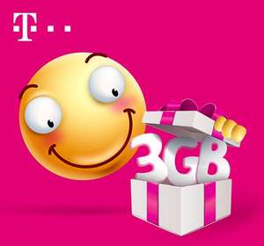 T-Mobile - 3GB Internetu za darmo (do aktywacji od 14. do 16. maja) - Happy Fridays