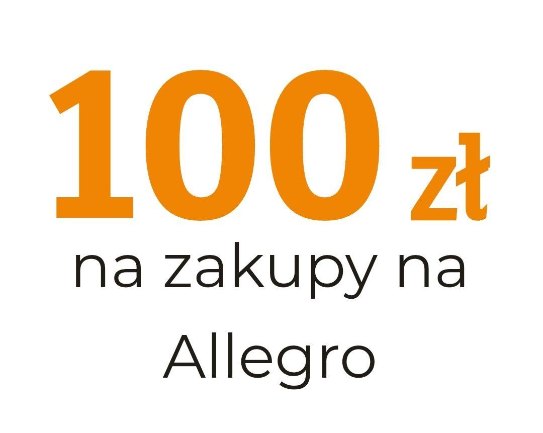 100zl na Allegro za założenie karty kredytowej w mBank