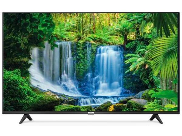 Telewizor TCL 43P610 UHD, SmartTV