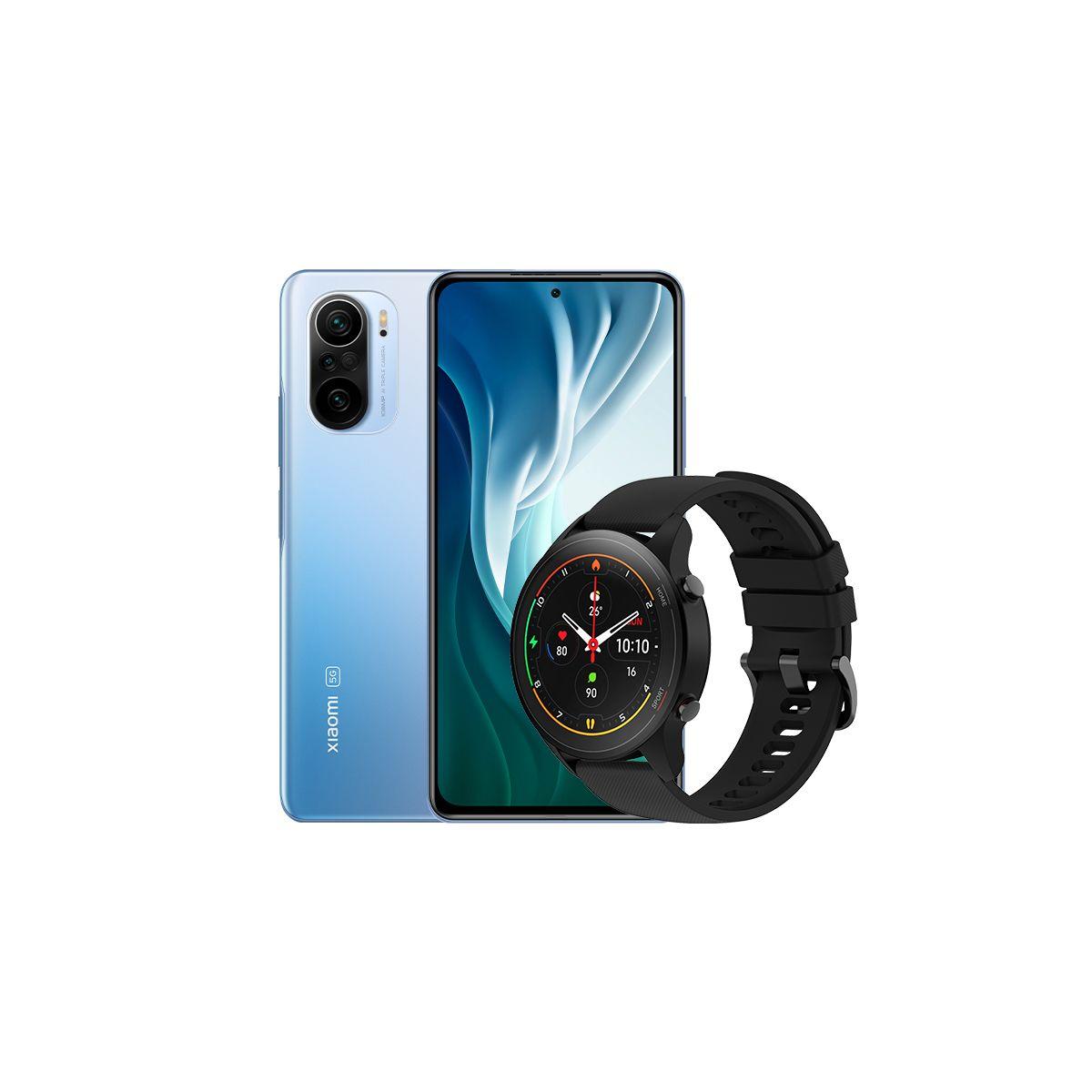 Smartfon Xiaomi Mi 11i 8/128 GB + smartwatch Mi Watch (wersja 8/256 GB za 2999 zł) @Mi-home