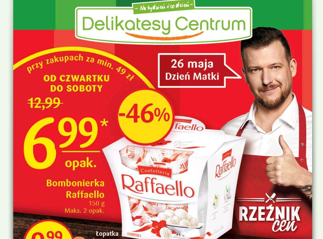 Raffaello bombonierka 6,99zl przy zakupach min. 49zl @DelikatesyCentrum @DzienMatki