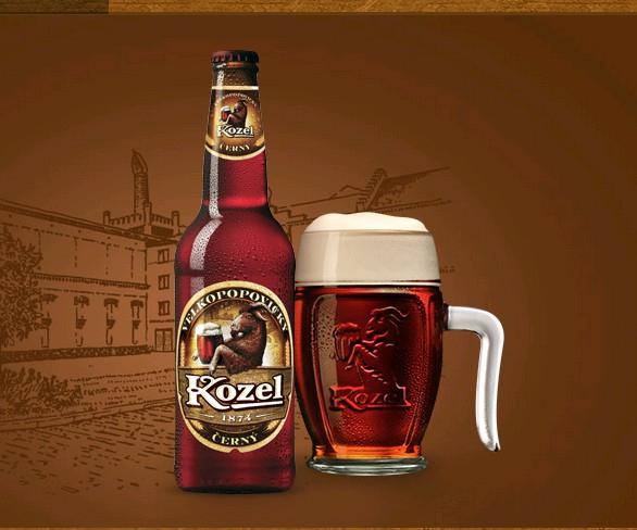 Piwo Kozel Cerny - 2,50 zł /TESCO