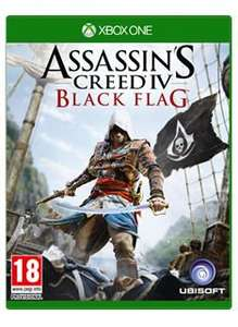 Assassins Creed IV Black Flag na Xbox ONE za 39zł @ Simplycdkeys