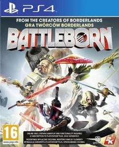 Battleborn [PS4] (Morele)